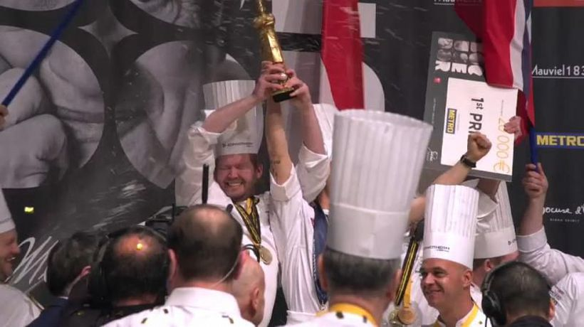 World News - Denmark wins Bocuse d'Or 2019 'culinary Olympics'