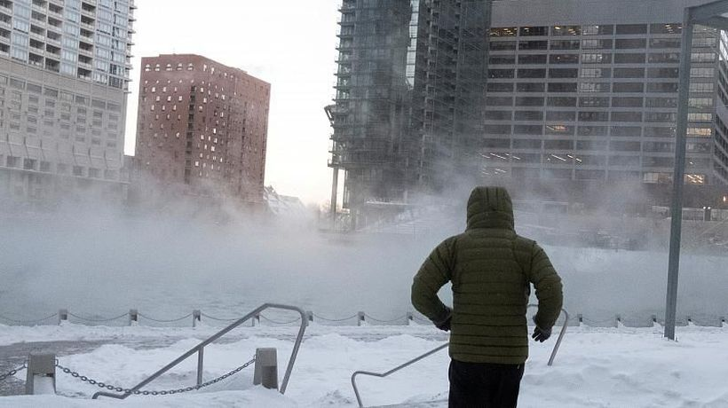 Good Morning Europe - Polar vortex: Millions hit by freezing temperatures in US