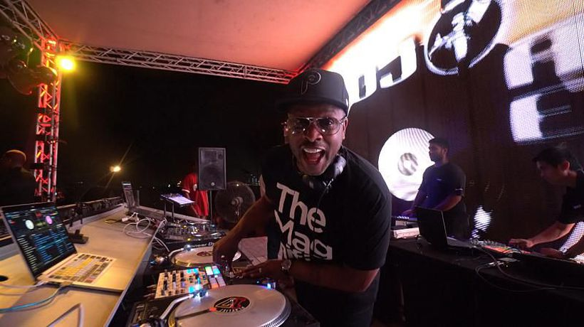 Inspire Middle East - 'Fresh Prince' star DJ Jazzy Jeff talks Will Smith & highlights industry problems