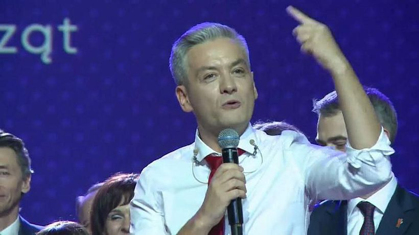 Brussels Bureau - Poland's first openly gay politician launches pro-EU party, the Spring Party