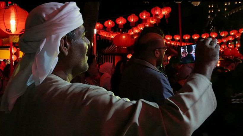 Inspire Middle East - UAE residents celebrate the Chinese New Year