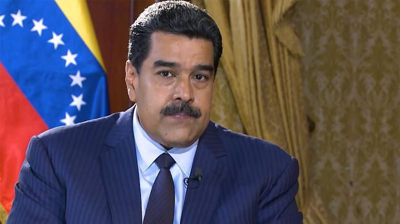 "The Global Conversation - ""It is not possible to have two presidents in a country."" Nicolas Maduro speaks to Euronews"