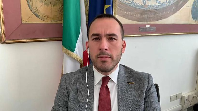 """Good Morning Europe - """"If you want to protect Europe, talk without hypocrisy,"""" says Italian Five Star MP Manlio di Stefano"""