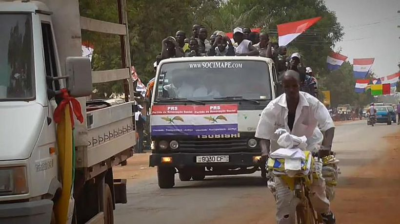 World News - Guinea-Bissau to hold delayed elections