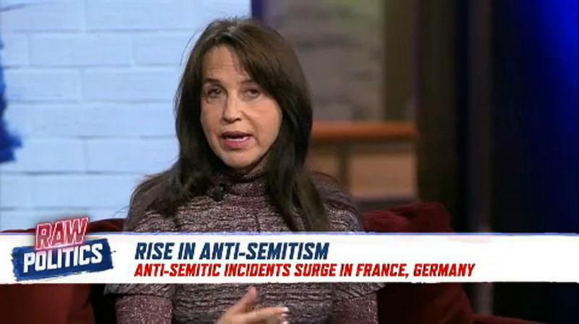 Raw Politics - What is behind anti-Semitism in Europe?
