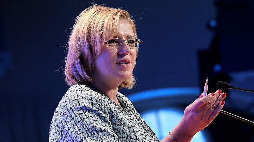 """The Global Conversation - Corina Cretu: the next elections will be the """"biggest test"""" for Europe"""