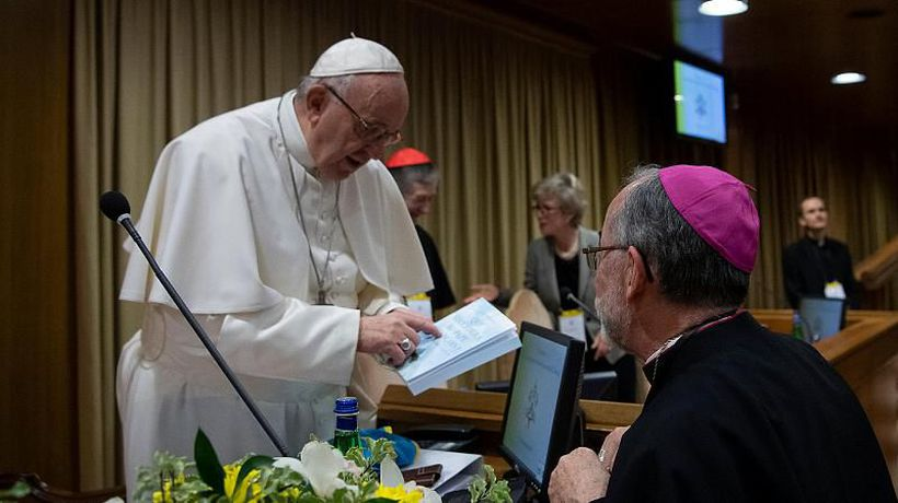 World News - Pope Francis leads conference on sex abuse at Vatican