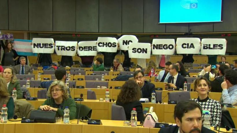 Good Morning Europe - Right wing VOX party already ruffling feathers at the European Parliament