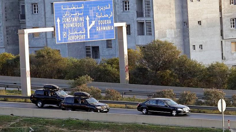 Good Morning Europe - President Bouteflika arrives back in Algiers amid protests