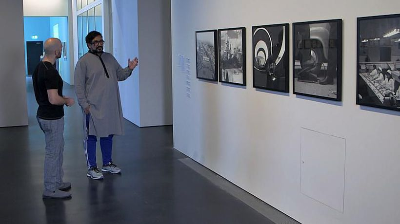 Inspire Middle East - 'Crude' art exhibition explores social impact of oil industry in the Middle East