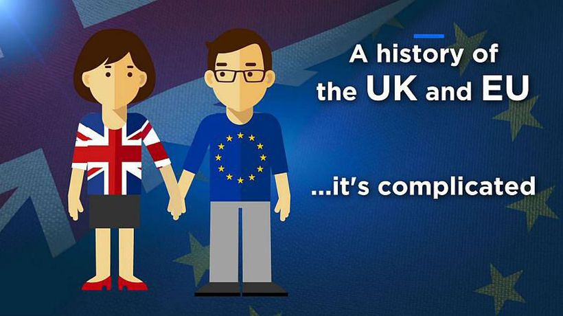 World News - Video explainer: A history of the rocky relationship between the UK and EU
