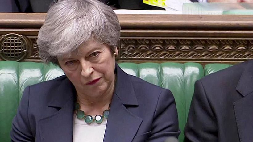 World News - British PM May to request short Brexit delay in letter to EU