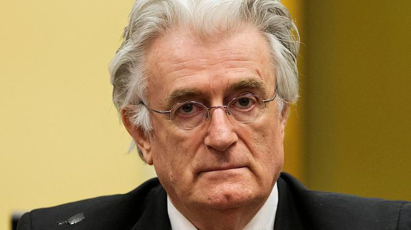 World News - Radovan Karadzic: Ex-Bosnian Serb leader has sentence increased to life in prison