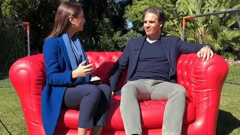 World News - Portugal's ex-football star Nuno Gomes: 'We should promote unification of Europe'