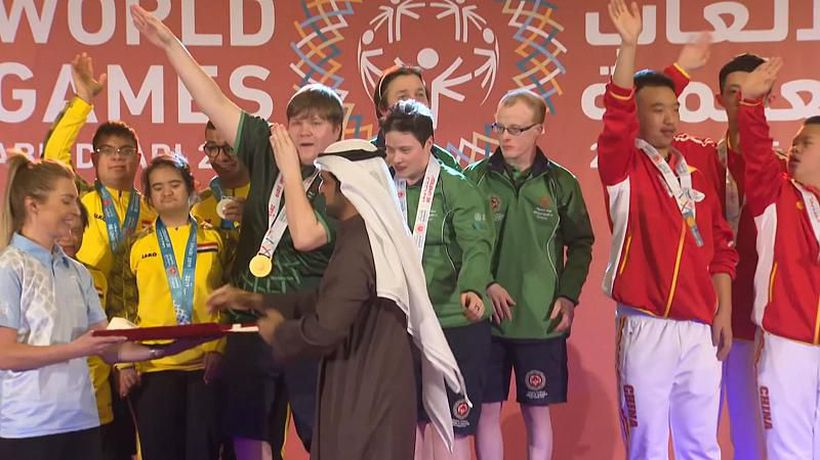 Inspire Middle East - Abu Dhabi Special Olympics wraps, but fight for inclusion continues