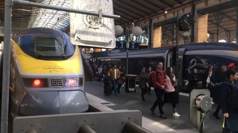 World News - No-deal Brexit: Eurostar gets signal it can run in France if UK leaves EU without an agreement