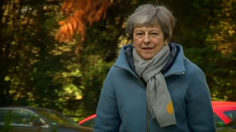 World News - Brexit: Theresa May's week of uncertainty after politically-charged weekend