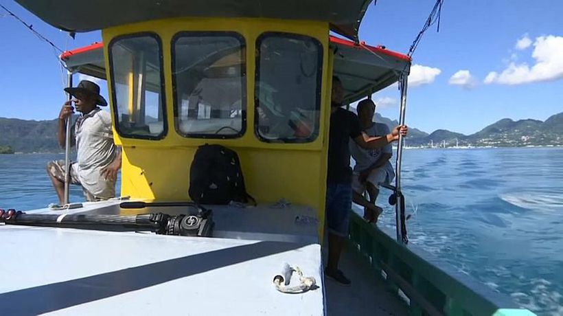 World News - Watch: Traditional fishing at odds with Seychelles 'blue economy'