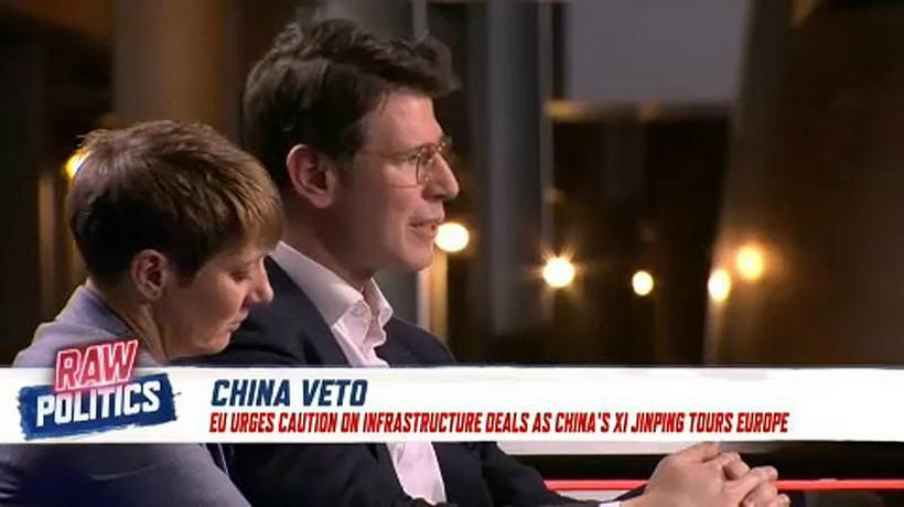 Raw Politics - Raw Politics: Did Italy go against EU interests in China trade negotiations?