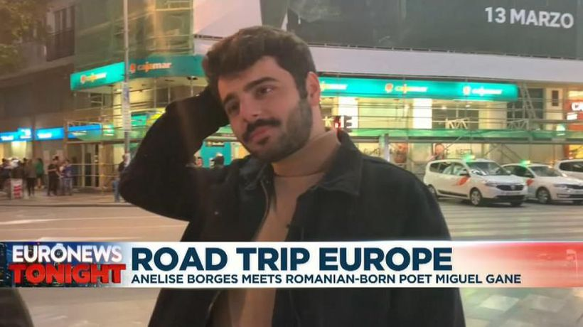 World News - Road Trip Europe: Romanian-born poet Miguel Gane reflects on European identity