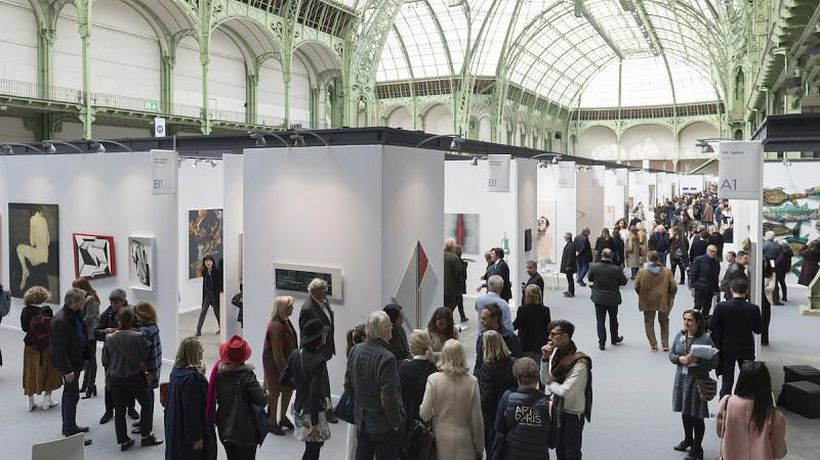 Art Paris Art Fair 2019: Modern and contemporary art that is truly inclusive