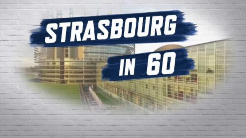 Raw Politics - Strasbourg in 60 seconds: The week ahead for MEPs