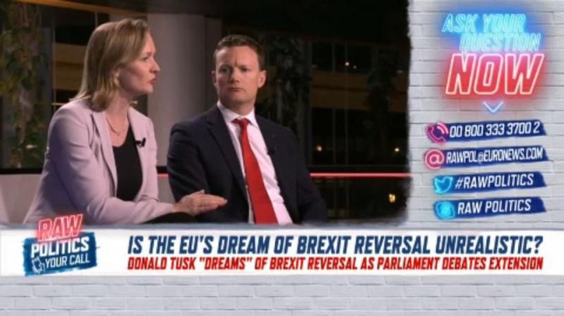 Raw Politics - Your Call in full: Is a Brexit reversal realistic for the EU?
