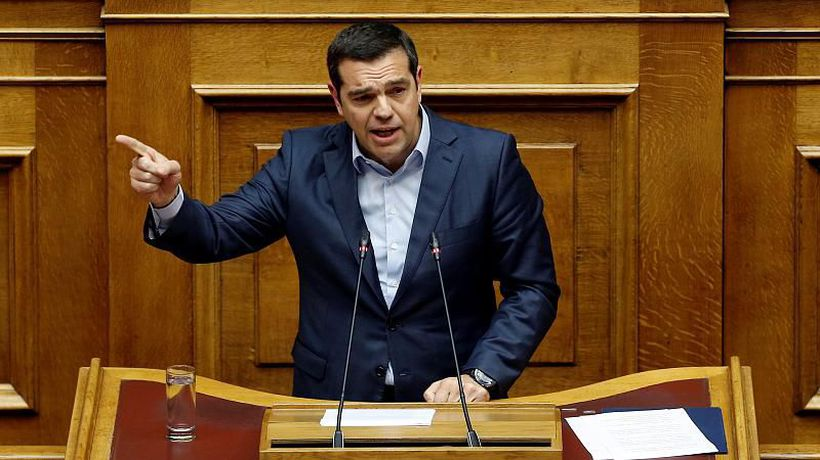 World News - Greece parliament demand Germany pay WWII reparations