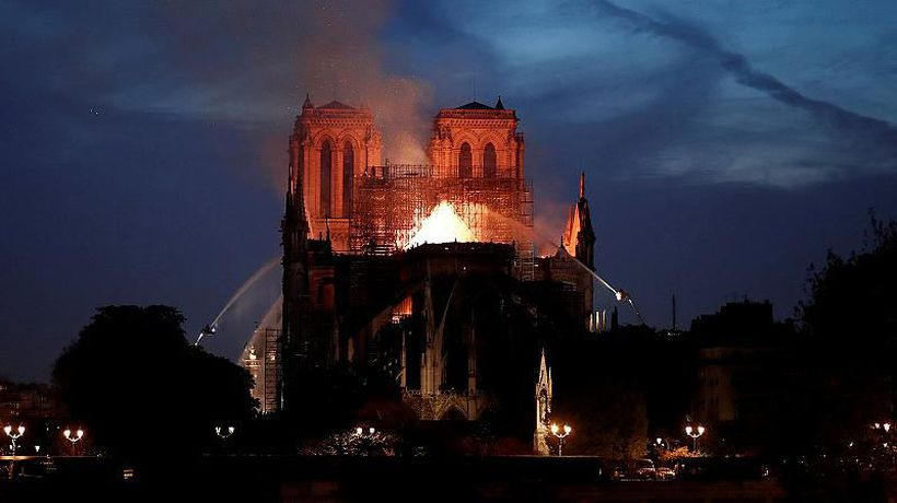 World News - Hope from the ashes in our special report 'Saving Notre Dame'