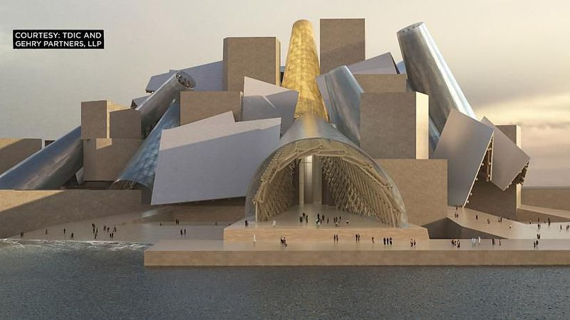 Inspire Middle East - The latest on Guggenheim Abu Dhabi: An interview with Richard Armstrong