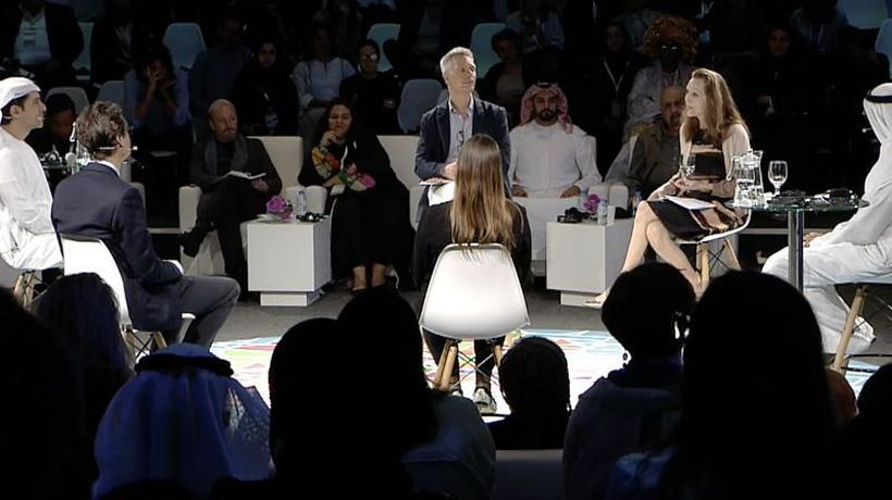 Inspire Middle East - How can tech help the arts? Abu Dhabi Culture Summit debates the issue