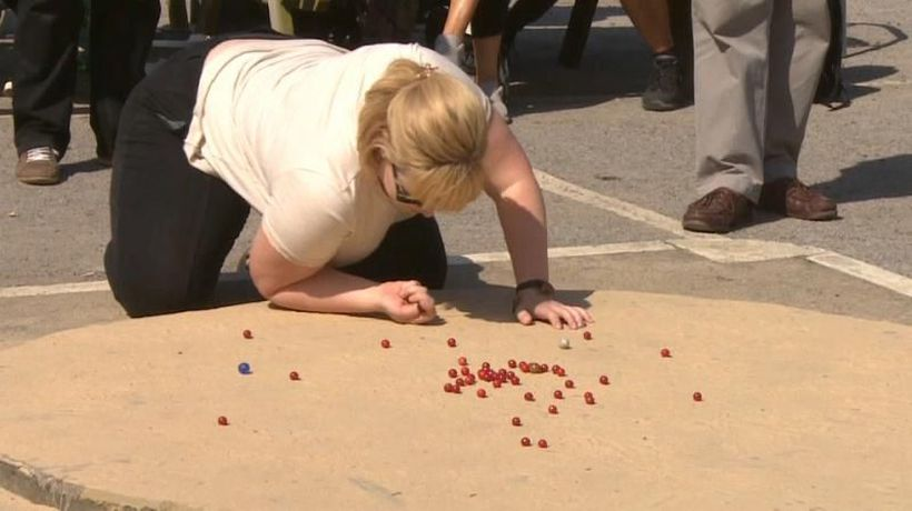 World News - Brits lose their marbles to Germans in annual World Championship