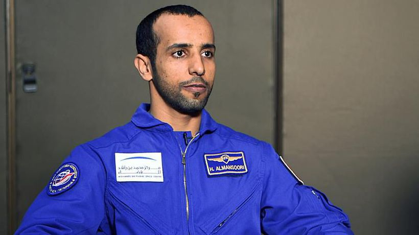 Ahead of mission, UAE's first astronaut shares expectations