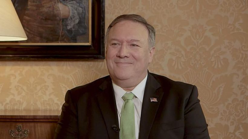 "Mike Pompeo: the US ""has not been treated fairly"" by Europe"