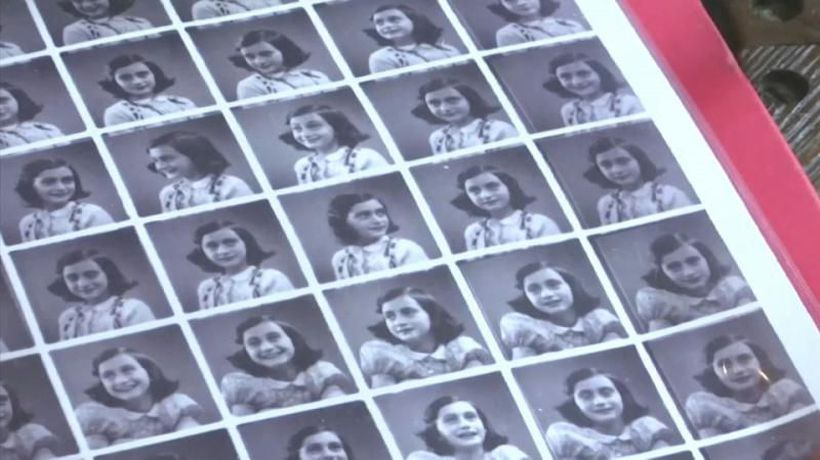 New trove of father's letters released to mark Anne Frank's 90th birthday