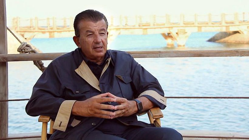Film mogul Tarak Ben Ammar urges expansion of Arab cinema industry