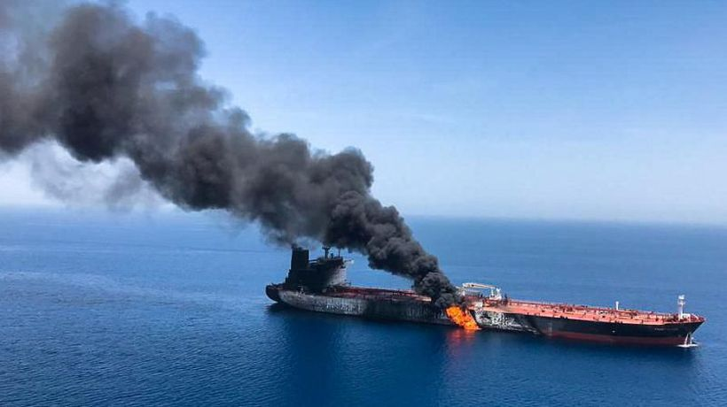 "Tanker attacks create ""hugely worrying"" situation in Gulf"
