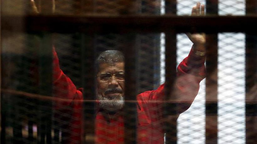 Egypt's former president Mohamed Mursi has died in court: Public prosecutor