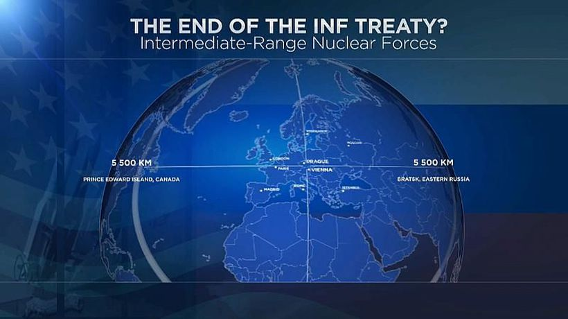 Will the nuclear threat return to Europe if Russia scraps INF treaty?