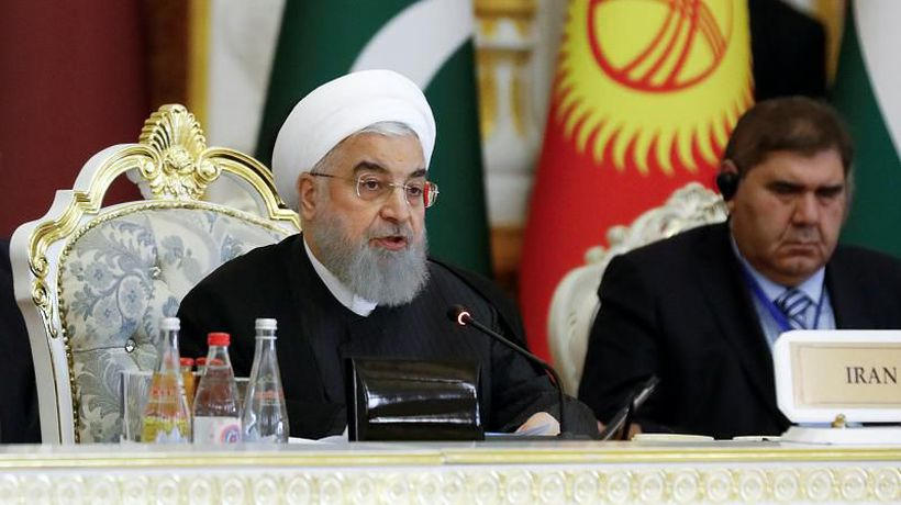 Raw Politics in full: Iran threatens to exceed uranium limit, Spain joins fighter jet agreement