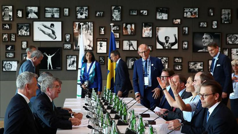 Stockholm and Milan battle it out to host 2026 Winter Olympics