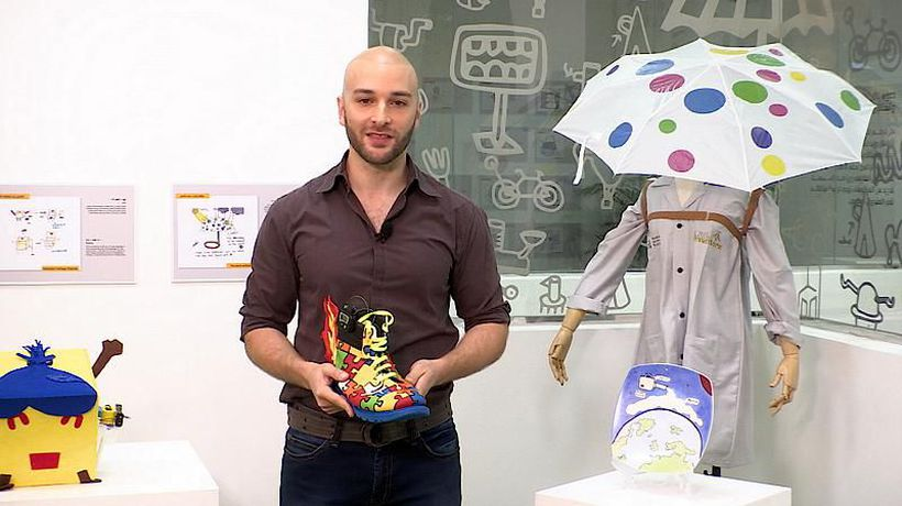 Little inventors come up with big ideas in the UAE