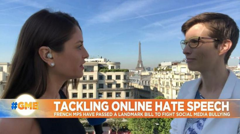 French MPs pass landmark bill to fight online hate speech