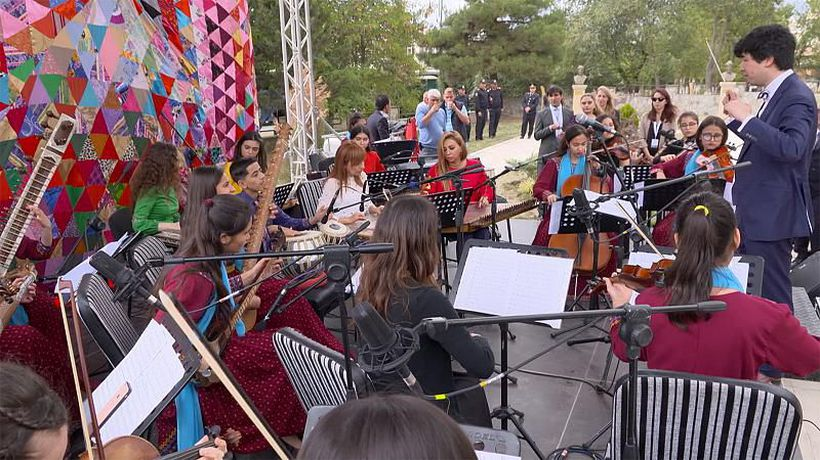 Azerbaijan's Nasimi Festival is a melting pot of Poetry Arts and Spirituality