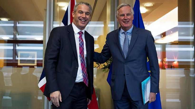 'Much work needed' to secure Brexit deal ahead of crucial EU summit