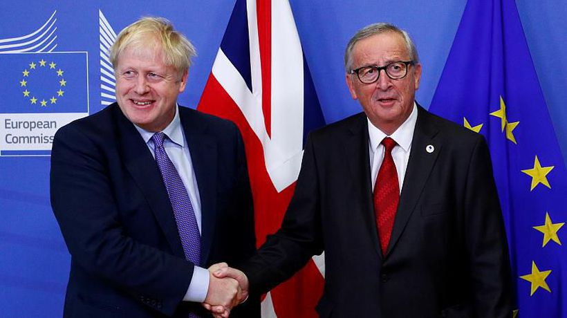 World News - Watch: Brexit deal agreed but Boris now faces battle back home