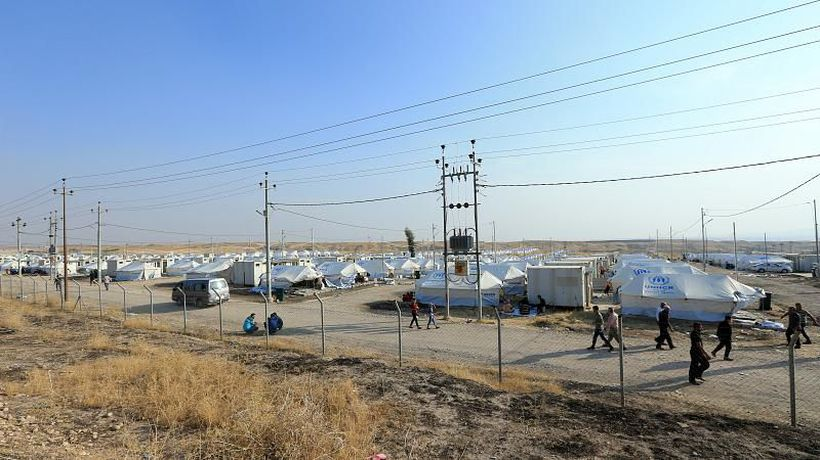 World News - Hundreds of thousands flee Turkey's incursion into northern Syria