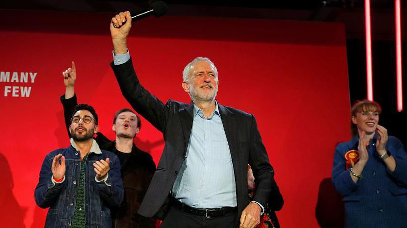 Hard left? Anti-Semetic? Truly for the many? Where are Labour right now?