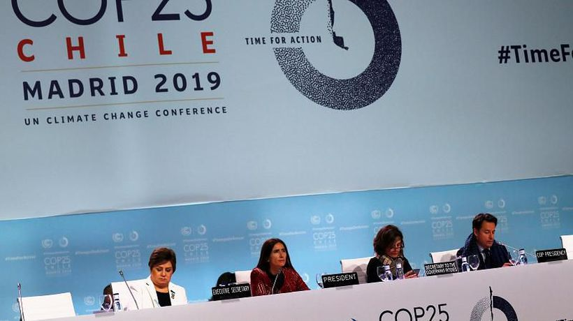 COP25 climate conference extended after failure to reach agreement