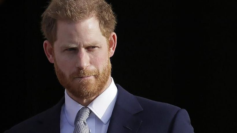 Prince Harry: Meghan and I are 'not walking away' from royal family